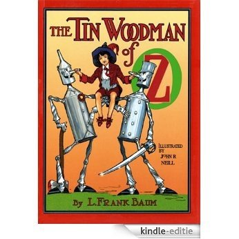 The Tin Woodman of Oz (Illustrated) (English Edition) [Kindle-editie]