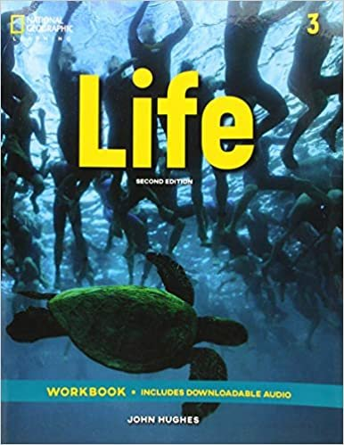 Life 3 Wb With Audio - American - 2Nd Ed