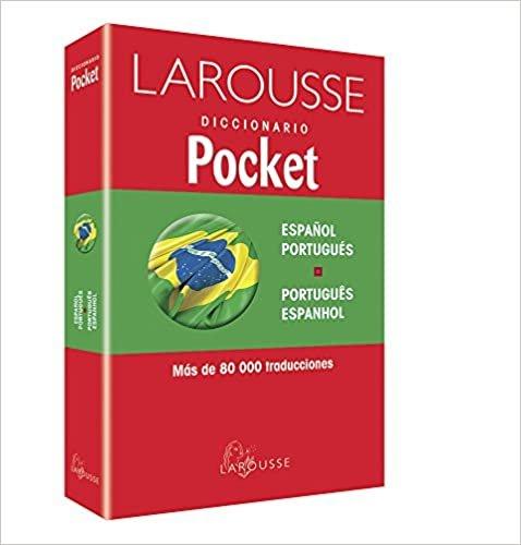Diccionario Pocket Portugues-espanol/ Portugese-spanish Pocket Dictionary