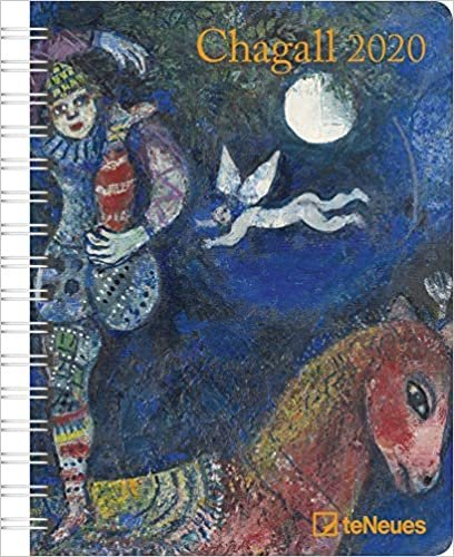 Chagall 2020 Deluxe Diary