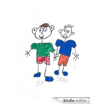 The Adventures of Jet and Jordan: Jordan loses his tooth and meets the Tooth Fairy (English Edition) [Kindle-editie]