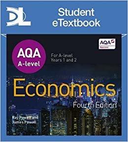 AQA A-level Economics Fourth Edition