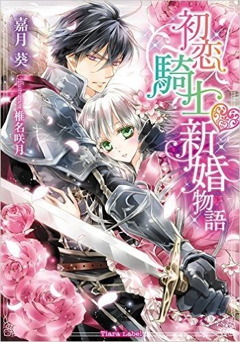 初恋騎士新婚物語 (ティアラ文庫)