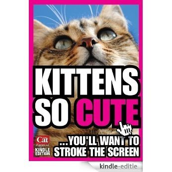 Kittens So Cute You'll Want To Stroke The Screen! (Your So Cute Series Book 2) (English Edition) [Kindle-editie]
