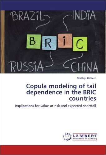 Copula Modeling of Tail Dependence in the Bric Countries