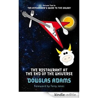 The Restaurant at the End of the Universe (Hitchhiker's Guide to the Galaxy) [Kindle-editie]