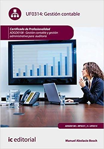 Gestión contable. adgd0108 - gestión contable y gestión administrativa para auditorías