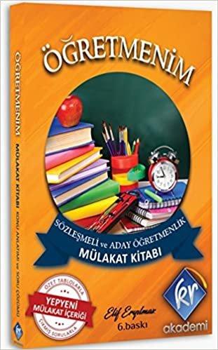 KR Akademi Öğretmenim Mülakat Kitabı
