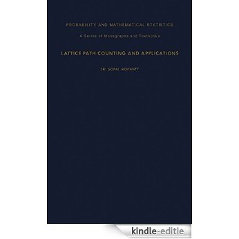 Lattice Path Counting and Applications (Probability & Mathematical Statistics Monograph) [Print Replica] [Kindle-editie]