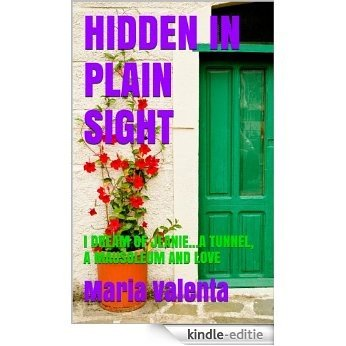 HIDDEN IN PLAIN SIGHT: I Dream if Jeanie...a Tunnel, a Mausoleum and Love (THE CHAMPAGNE BILLIONAIRE Book 5) (English Edition) [Kindle-editie]