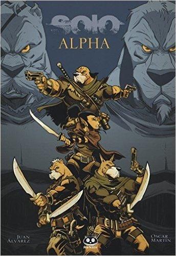 Alpha. Solo