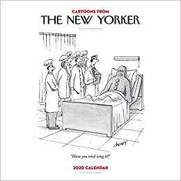 Cartoons from the New Yorker 2020 Calendar