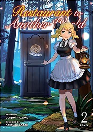 Restaurant to Another World (Light Novel) Vol. 2