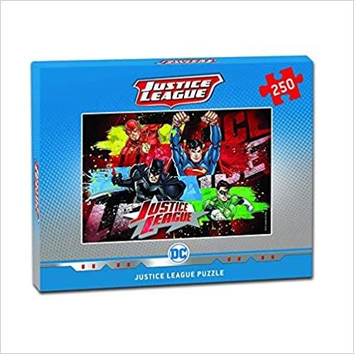 Laço Kids Justice 250 Parça Puzzle
