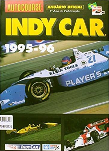 Anuário Oficial Indy Cart. 1995/1996