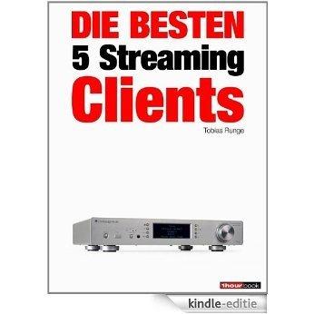 Die besten 5 Streaming-Clients: 1hourbook (German Edition) [Kindle-editie]