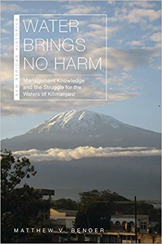 Water Brings No Harm (New African Histories)