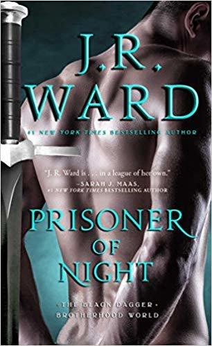 Prisoner of Night (Black Dagger Brotherhood World)