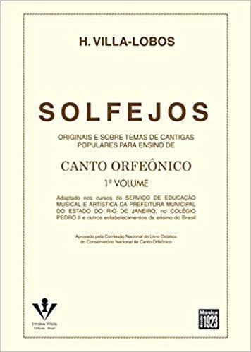 Solfejos - Volume 1