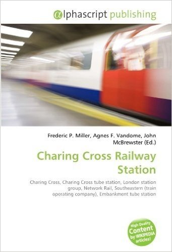 Charing Cross Railway Station
