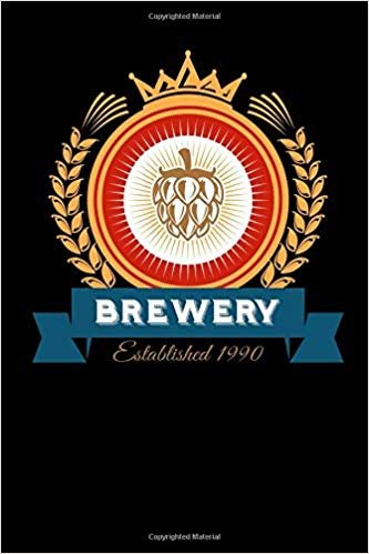 Brewery Established 1990: Keep track of your home brewing craft beer tasting reviews