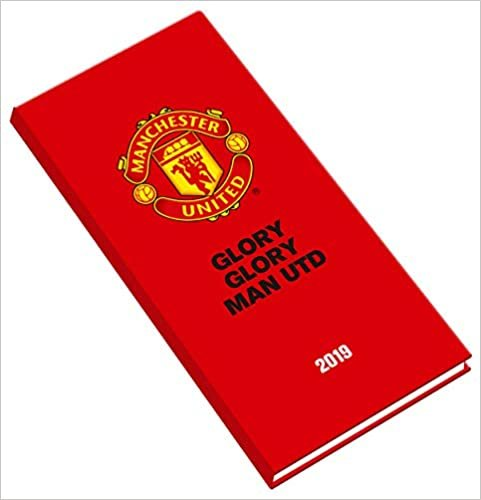 Manchester United Official 2019 Diary - Pocket Diary Format