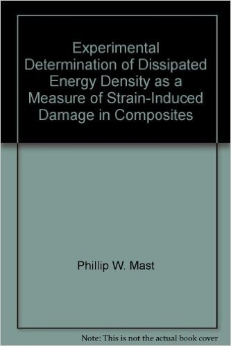 Experimental Determination of Dissipated Energy Density as a Measure of Strain-Induced Damage in Composites