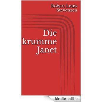 Die krumme Janet (German Edition) [Kindle-editie]