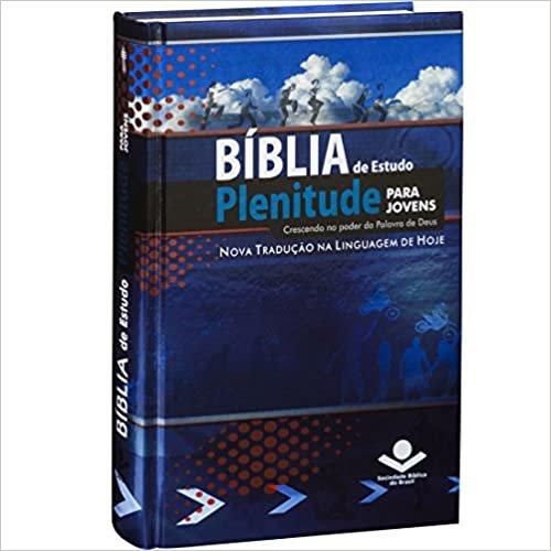 Bíblia de Estudo Plenitude Para Jovens