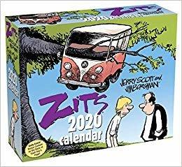 Zits 2020 Calendar