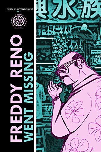 Freddy Reno Went Missing: The Actuary (English Edition)