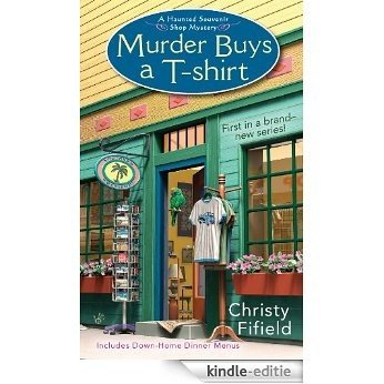 Murder Buys a T-Shirt (Haunted Souvenir Shop) [Kindle-editie]