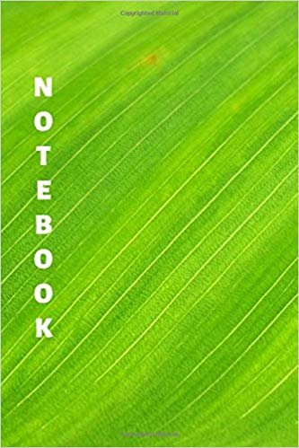Notebook: Green Lined Notebook & Journal for Writing (110 pages, College Ruled, 6 x 9 inches, Matte, Colorful Cover) (Classic Notebooks)