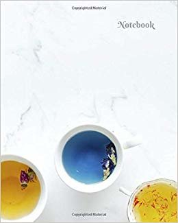 """Notebook: Lined Journal Book for Creative Writing, Journaling, Capturing Ideas, 8"""" x 10"""", 100 Pages no.14"""