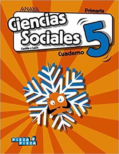 Ciencias Sociales 5. Cuaderno. (Pieza a Pieza)