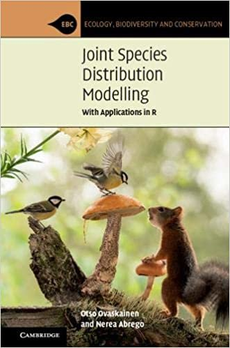 Joint Species Distribution Modelling: With Applications in R (Ecology, Biodiversity and Conservation)