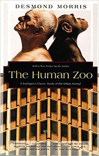 The Human Zoo: A Zoologists Study of the Urban Animal (Kodansha Globe)