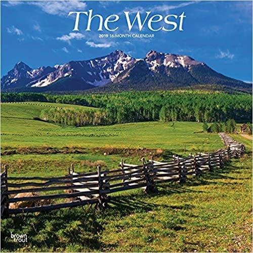 The West 2019 Calendar