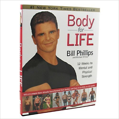 Harper Collins Body for Life by Bill Phillips and Michael D'Orso