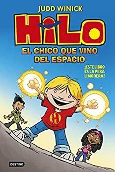 Hilo 1: El chico que vino del espacio (Otros títulos La Isla del Tiempo)