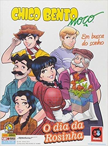 Chico Bento Moço - Volume 4