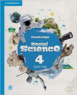 Cambridge Social Science Level 4 Teacher's Book with Downloadable Audio (Social Science Primary)