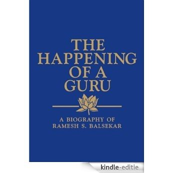 The Happening of a Guru (English Edition) [Kindle-editie]