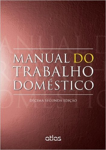 Manual do Trabalho Domestico