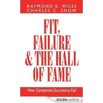Fit, Failure & the Hall of Fame (English Edition) [Kindle-editie]