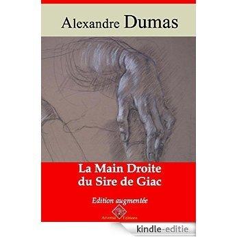 La main droite du sire de Giac (Nouvelle édition augmentée) - Arvensa Editions (French Edition) [Kindle-editie]