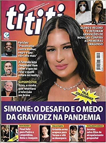 Revista Tititi nº 1119 - 01/09/2020