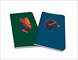 Marvel's Guardians of the Galaxy: Vol. 2 Character Notebook Collection (Set of 2)