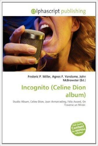 Incognito (Celine Dion Album)