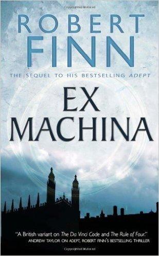 Ex Machina (Adept Series)
